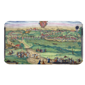 Town Plan of Grodno, from 'Civitates Orbis Terraru iPod Case-Mate Cases