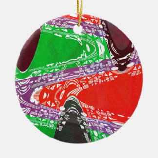 Town Planning Map Architecture Urban Development Christmas Ornaments