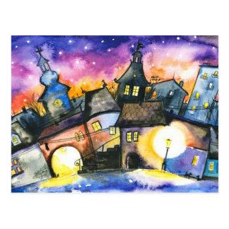 Town Postcard