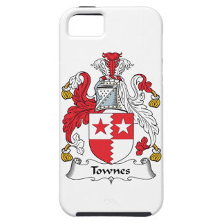 Townes Family Crest iPhone 5/5S Covers