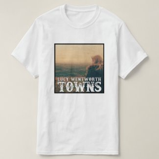 Towns EP Cover - Unisex T-Shirt