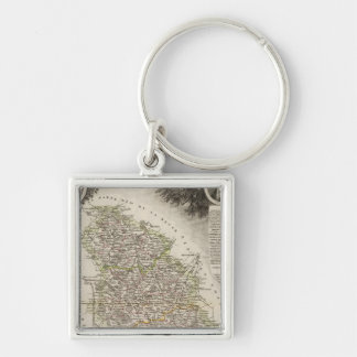 Towns Key Ring
