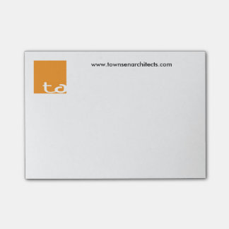Townsen Architects Post-It- Note