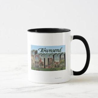 Townsend, Montana Mug