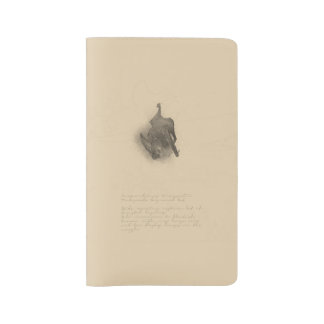 Townsend's Big-eared Bat Notebook