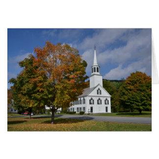 Townshend Church Card