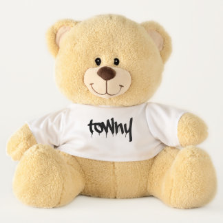 Towny Graffiti Logo Toy