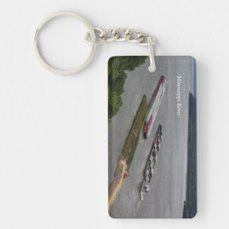 Tows Passing key chain