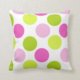 Toxi Girl Dots Pillow