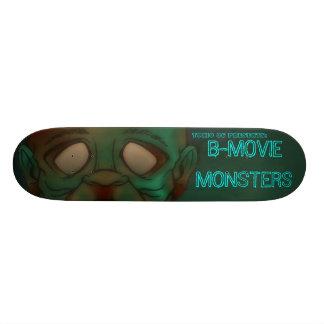 TOXIC 86- B-movie monsters: Zombie 21.6 Cm Skateboard Deck