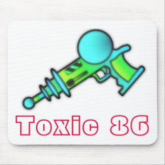 TOXIC 86-Ray gun mouse pad