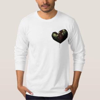 TOXIC 86-Stuffed heart Tee Shirts