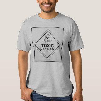 TOXIC GASMAN T-SHIRT