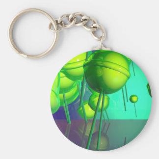 Toxic Lollipop 2.25 Basic Keychain