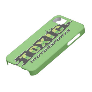 Toxic Motorsports IPhone Case Case For The iPhone 5