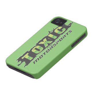 Toxic Motorsports IPhone Case iPhone 4 Case-Mate Case
