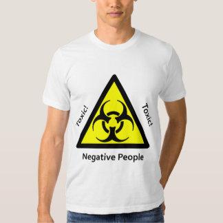 toxic negative people t shirt