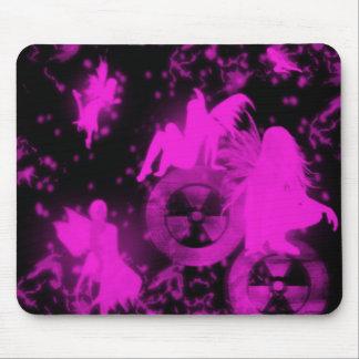 toxic pixies mouse mat