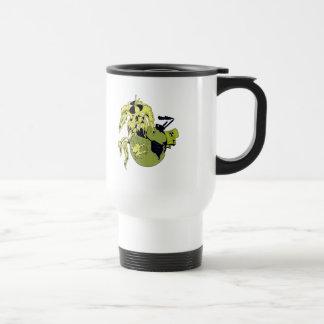 toxic planet coffee mug