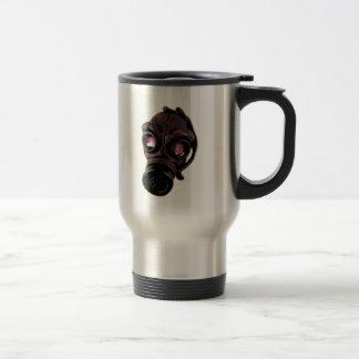 Toxic Stainless Steel Travel Mug