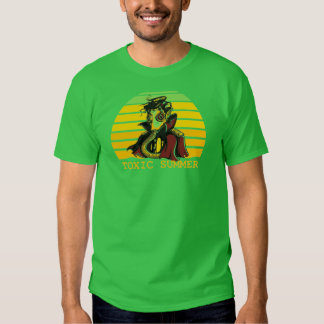Toxic to summer t-shirts