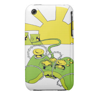 toxic video game pad controller Case-Mate iPhone 3 case