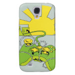 toxic video game pad controller samsung galaxy s4 case
