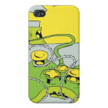toxic video game pad controller iPhone 4/4S cases