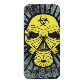 Toxic Warning iPhone 4 Speck Case iPhone 5 Cases