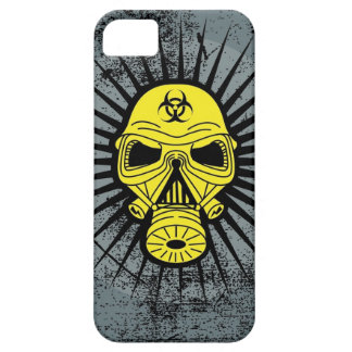 Toxic Warning iPhone 5 Case