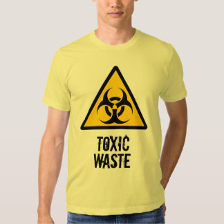 Toxic Waste T-shirts