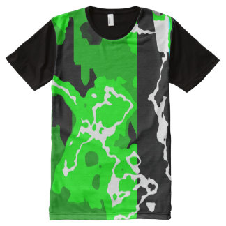 Toxicity All-Over Print T-Shirt