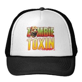 Toxin Zombie Head Hats