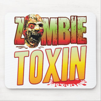 Toxin Zombie Head Mouse Mats