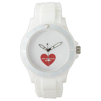 Toy American Eskimo Dog Watch