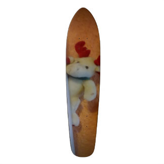 Toy animal custom skate board