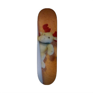 Toy animal skate board decks