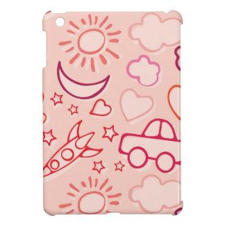 toy background iPad mini cases
