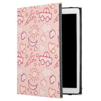 """toy background iPad pro 12.9"""" case"""