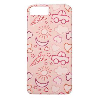 toy background iPhone 8 plus/7 plus case