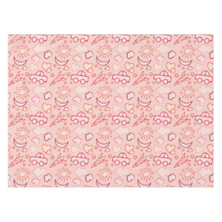 toy background tablecloth