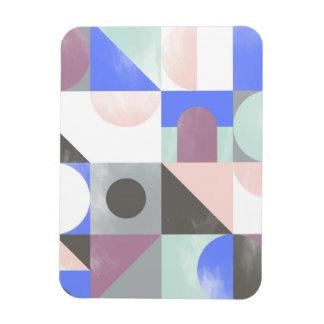 Toy Blocks Rectangular Photo Magnet