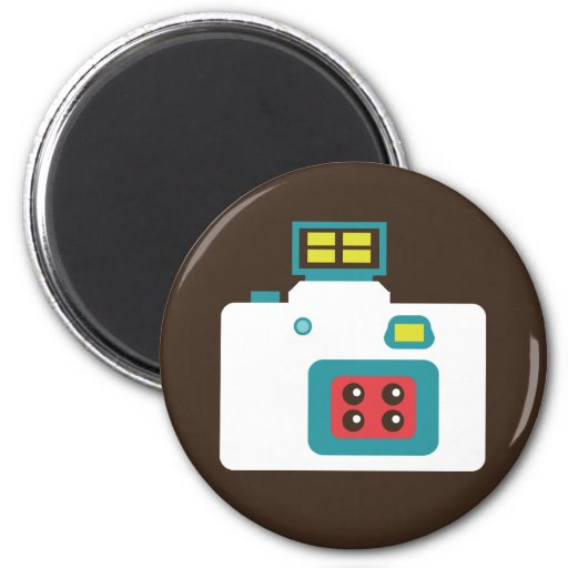 Toy Camera (Action S) Magnet Refrigerator Magnets