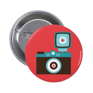 Toy Camera (Diana) Flair Button