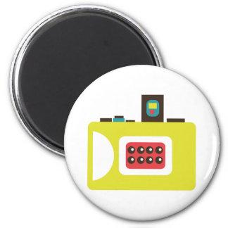 Toy Camera Super S Magnet Magnet