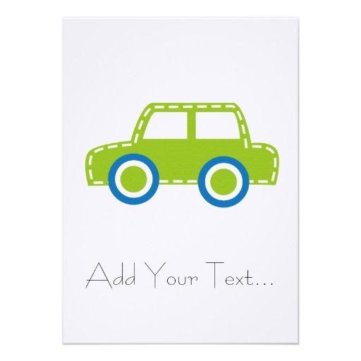 Toy Car Custom Announcement