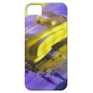 Toy car iPhone 5 cover