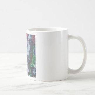 Toy Car Painting Coffee Mug