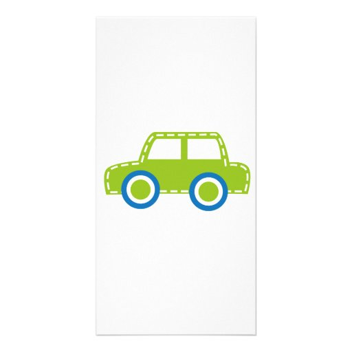 Toy Car Photo Cards