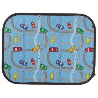 Toy Car Track Rear Car Mat